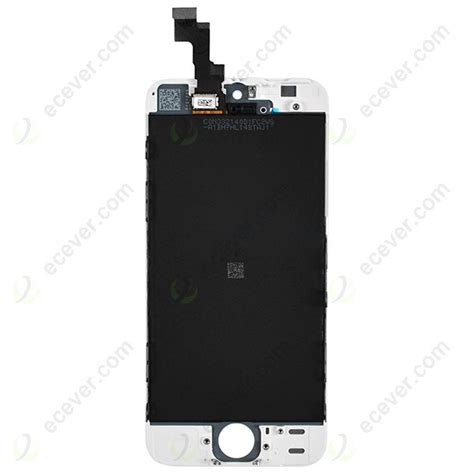 iphone 5s lcd screen oem for iphone 5s lcd display assembly with digitizer white