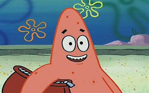Patrick Star Know Your Meme
