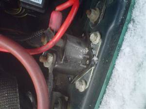 Lincoln Continental Questions - Photo 1992 Lincoln Continental Starter Solenoid Wiring