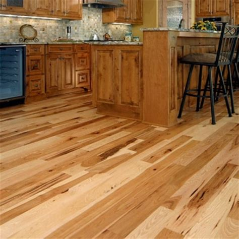 Wholesale Hardwood Flooring by 3 Quot X 3 4 Quot Hickory Character Prefinished Solid Wood