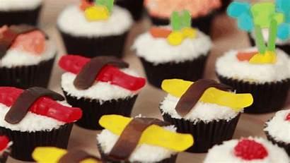 Cupcakes Sushi Creative Vanilla Decorate Ways Tap