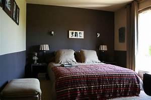 aidez moideco chambre adulte With couleur moderne pour salon 2 choix de la peinture et de sa disposition piace principale