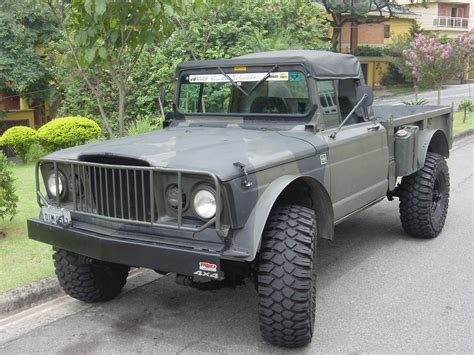 Kaiser-Jeep M715:picture # 5 , reviews, news, specs, buy car