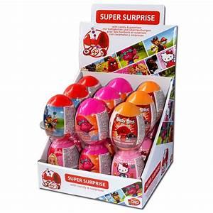 Sweets Online De : 10 98 100g super surprise egg berraschungs ei ei 18 st ck ebay ~ Markanthonyermac.com Haus und Dekorationen