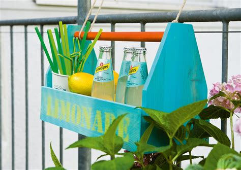 Balkon Ideen Selber Machen by Anleitungen Balkon Deko Selber Machen Brigitte De