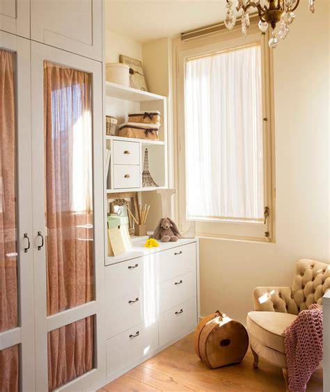 ideas  muebles  medida  aprovechar rincones dificiles
