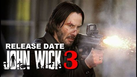 (2019) John Wick 3 Hd Release Date