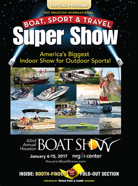 Houston Boat Show 2017 by 2017 Houston Boat Show Official Program 187 Digital