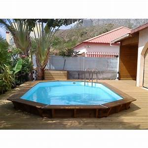 Piscine A Enterrer : piscine bois a enterrer id e int ressante pour la ~ Zukunftsfamilie.com Idées de Décoration