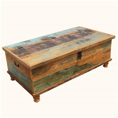 distressed wood coffee table oklahoma farmhouse reclaimed wood distressed coffee table