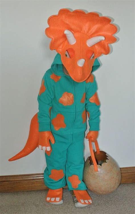 homemade dinosaur costumes  halloween