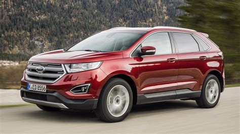 Ford Edge Lease Deals Uk   Gift Ftempo