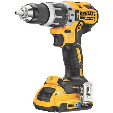 dewalt announces  drills impact drivers