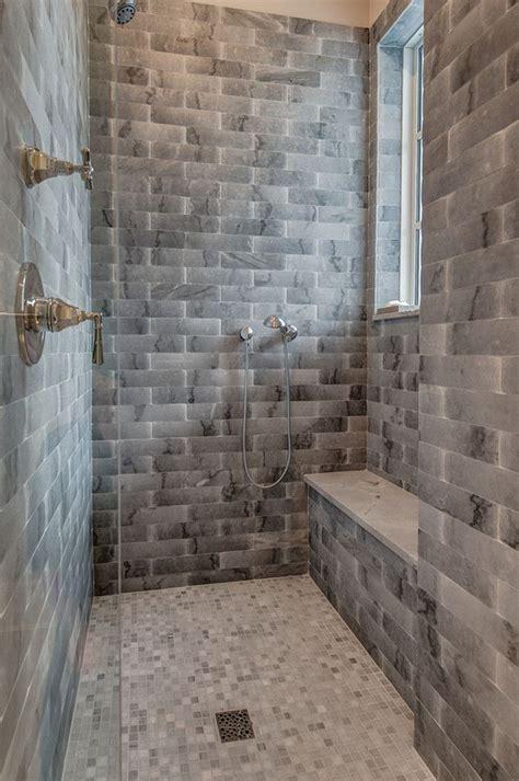 walk  shower tiles walk  shower tile combination