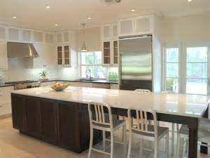craftsman home interiors 20 kitchen island with seating ideas home dreamy