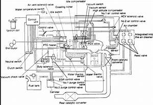 I Need A Vaccume Hose Diagram For A 1987 Mazda Pick Up