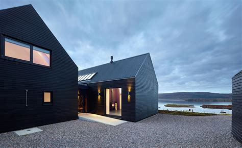colbost house dualchas architects reinvent  scottish