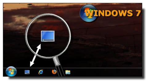 icone raccourci bureau windows 7 ajouter le raccourci afficher le bureau dans