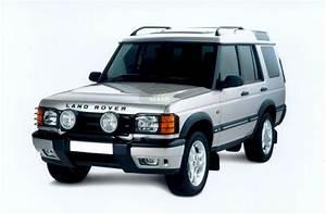 Parachoque Dt Land Rover Discovery 2  1999  2002