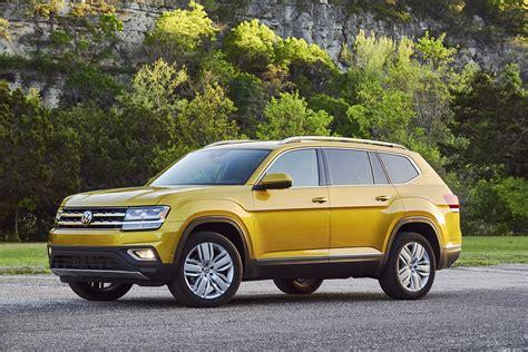 Vw Atlas Usa by Volkswagen Atlas Import Aus Den Usa