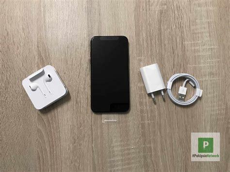 iphone x lieferumfang iphone x testbericht pokipsie network