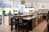 lovely larget kitchen plan Our Most Beautiful Kitchens | Traditional Home