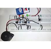 Electronic Circuits And Projects Reverse Car Parking Aid