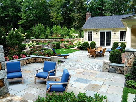 Outdoor Patio Landscaping by Backyard Design Ideas To Try Now Landscaping Ideas