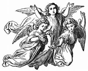 Guardian Angel Coloring Pages - Cliparts.co
