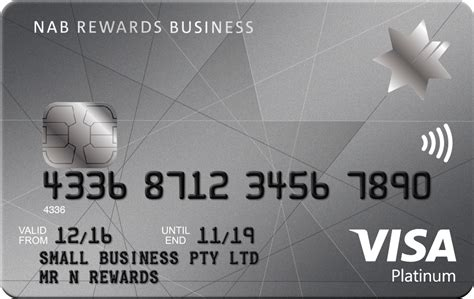 Nab Rewards Business Platinum Card