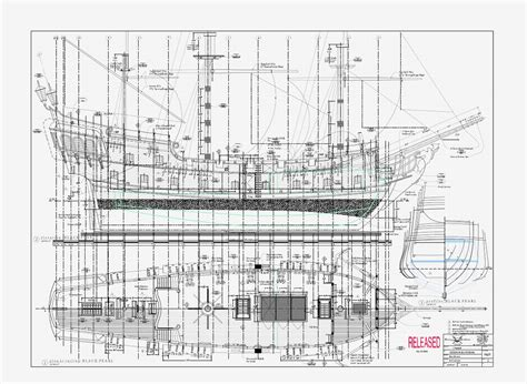 Pearl Ship Deck Plan by I Want The Black Pearl From Of The Caribbean