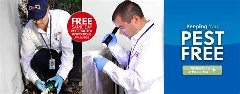 exterminator pest control services clark pest control