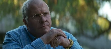 Christian Bale Portrays Cheney Conniving Opportunist