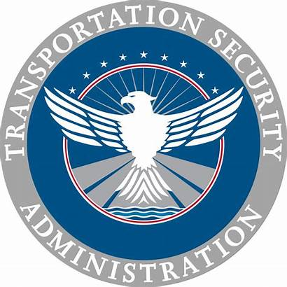 Security Administration Transportation Wikipedia Seal Svg