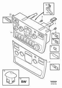 8691666 - Cabin Air Temperature Sensor  Heater  Celsius  Fahrenheit