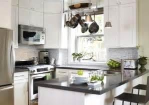 White Small Kitchen Design Ideas