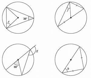 Circle Theorem 1  Questions