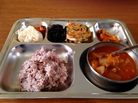 lunch in school lunches in south korea huffpost