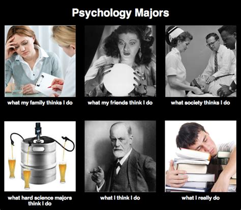 Psychology Memes - image 253741 what people think i do what i really do know your meme