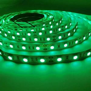 Led Stripes : warm white blue rgb led strip lights smd 5050 3528 5m 300 leds 12v flexible ~ Watch28wear.com Haus und Dekorationen