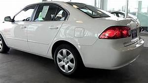 Clear White 2007 Kia Optima   Eastside Mazda Volkswagen In