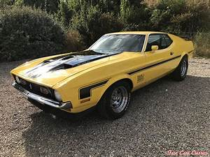 1971 Ford Mustang Mach 1 SOLD - Fast Lane Classics : Fast Lane Classics