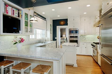 Kitchen Tv Ideas  Traditional  Kitchen  Designed By