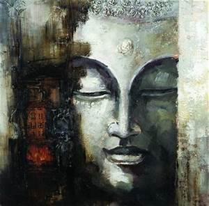 Buddha Bilder Gemalt : buddhists search and indian on pinterest ~ Markanthonyermac.com Haus und Dekorationen