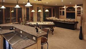 Basement Remodeling Ideas for Extra Room - Traba Homes