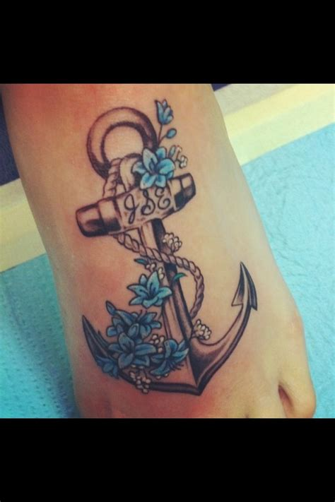 Tatouage Ancre Marine Signification  Les Tatouages