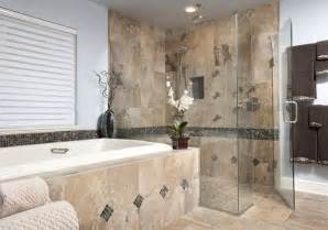 bathroom travertine tile design ideas bathroom home renovation project winter springs fl before and after pictures