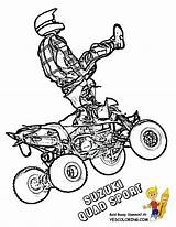 Quad Coloring Atv Pages Bike Yamaha Polaris Wheeler Rzr Printables Clipart Colouring Yescoloring Suzuki Awesome Boys Sport Sketch Template Wolverine sketch template