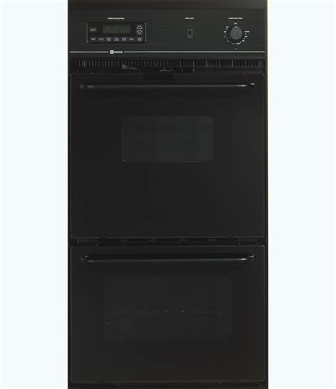 "Maytag CWE5800ACB 24"" Double Electric Wall Oven with"