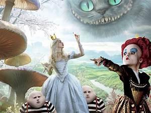 eurekanos - Alice in Wonderland (2010) Wallpaper (30635830 ...